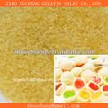 alta fuerza de la jalea de la especie bovina gelatina de alimentos