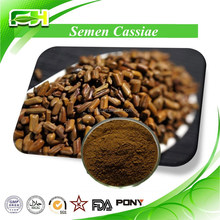 100% Natural Semen Cassiae extracto de semilla de la casia