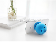 Ball Mini Bluetooth Speaker with Suction Cup and Mic