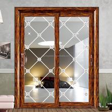 aluminum framed double glazed sliding glass window