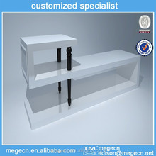 supermarket shoe wood clothes display stand