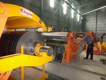 slitter/slitting equipment for steel metal coil