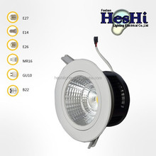 IP44 Led Downlight 5w dimmable IP54 LED downlight