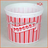 KFC sharp bucket plastic KFC size bucket