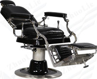 A621 Heavy Duty Antique Barber Chair