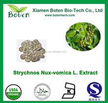 Strychnos Nux-vomica L Extract with Strychnine 5:1 10:1 20:1