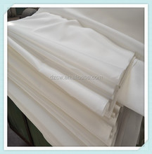 "100%cotton 40x40 133x72 57/58"" white sheeting fabric"