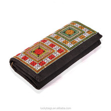 2015 New purse young ladies wallet fashion embroidery purse