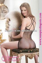 Fascinating Spandex Nylon body stocking