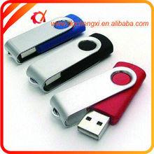Full Capacity High Speed Plastic Swivel 32gb Usb Flash Drives