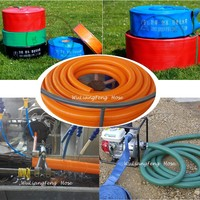 water pump screw suction hose