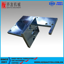 OEM laser cutting and welding parts from china manufactory