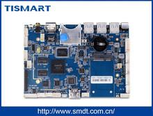 TISMART ARM RK3188 Embedded Motherboard for Advertising Display