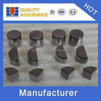 Perfect performance PDC cutter for micro milling road surface