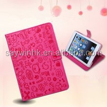 Shockproof PU leather case fpr tablet pc. laptop case