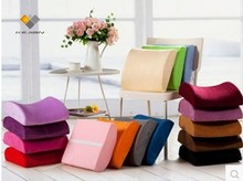 Memory Foam Lumbar Cushion with fit elastic