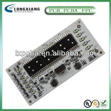 Custom fr4 pcba pcb assembly for led light traffic comdoun counter