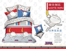 100% cotton Cartoon bedding set for kids Twin Single Full Double Size for OEM