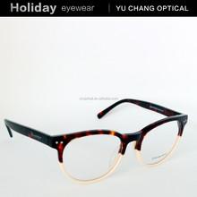 large ellipical frames acetate reading glasses