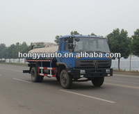 4x2 Dongfeng Yuchai 6500cc sewage suction truck for sale