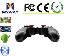 bluetooth gamepad for iphone 4/4s game controller for iOS platform gamepad for iphone 5 5s 6 6plus