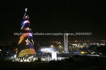 Exterior luces arbol de Navidad para Navidad decoracion