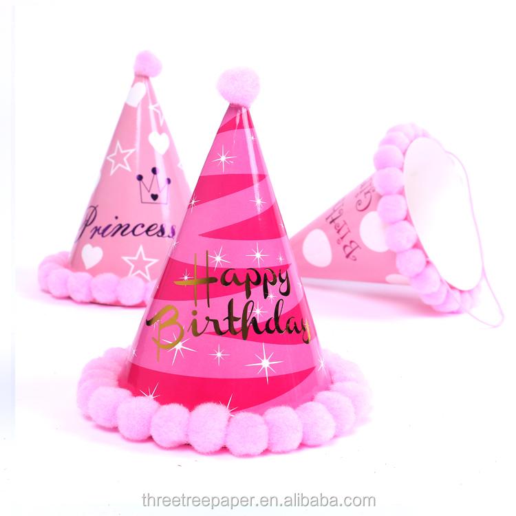 /happy Birthday Cake Hat/new Style New York Hats - Buy New Style New ...