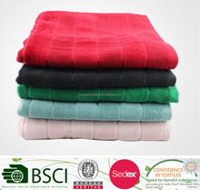 solid color bath towels wholesale