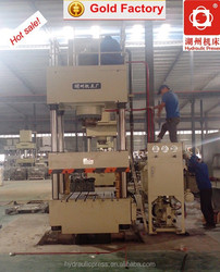 HZJCC Hydraulic Press For Rubber & Plastic Products