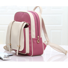 PU Cheap Cute School Bags