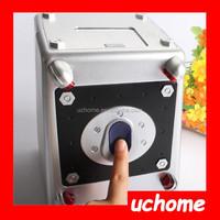 UCHOME Novelty Imitation Fingerprint Identification System Safe Piggy Bank