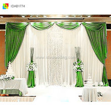 Wedding Stage background wedding decoration materials 2014 Hot Sales