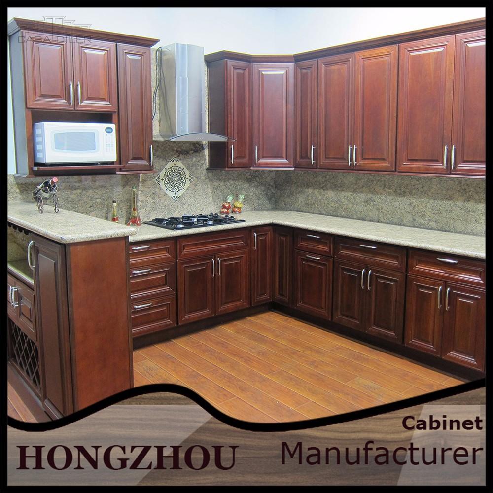 Kitchen Cabinets Red Oak