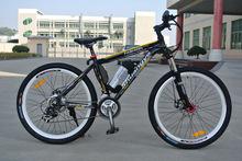 """36v brushless motor 26"""" mountain electric dirt bike"""