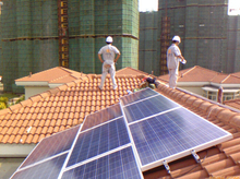 solar panel supplier in philippines 10KW 15kw 20KW for home / solar panel manufacturing equipment 10KW / solar panel price 10KW