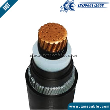 Producing And Exporting Overseas Market Price Copper Conductor Single Core 15KV XLPE Power Cable