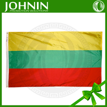 Manufacturing Printed Yellow Green & Red 3x5ft Flags Eu Countries