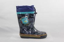 calçados impermeáveis para crianças com gola