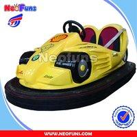 NF-BP03 playground amusement classic car bumper cheap