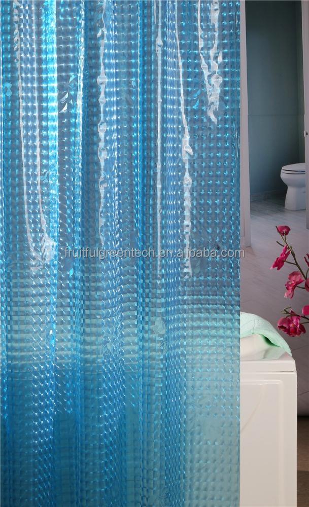 Waterproof Transparent High Quality Cheap Peva Bathroom Shower Curtain Buy Cheap Shower