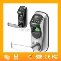 Smart DIY Reversible Handle USB Fingerprint Door Lock (LA601)