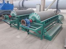 magnetic separator popular in Mangnetic Iron Beneficiation Process