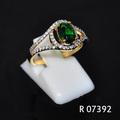 Comercio al por mayor de compromiso anillo de la joyería manufactura en China