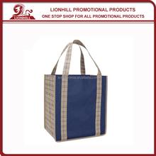 fashion promotional custom laminated non woven bag