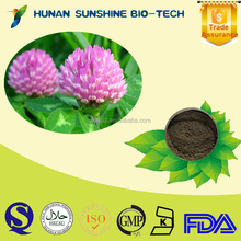 Alibaba China Anti-arrythmic Red Clover Extract 40% Total isoflavones