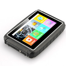 4.3inch Dustproof GPS navigation With MP3/MP4+Bluetooth+FM Transimitter