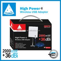 Ralink 3070/36dBi antenna wireless wifi adapter,wireless access point