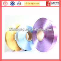 Free sample dope dyed polyester filament yarn FDY yarn