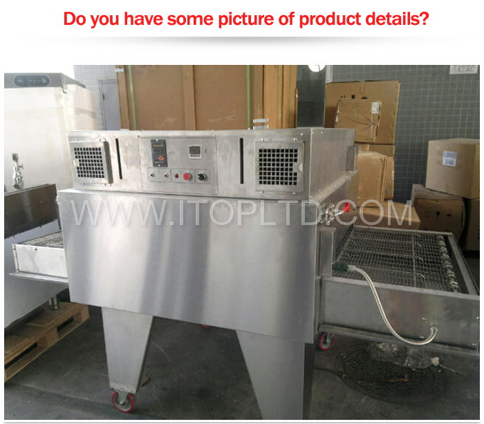 Industrial Kitchen Ovens For Sale: Industrial Gas Conveyor Pizza Oven For Sale, View Pizza