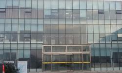 prefabricated glass advance luxury 2 floor/3 floor modular office building